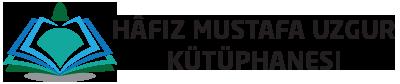 Hafız Mustafa Uzgur Kütüphanesi